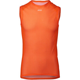 POC Essential Layer Vest Heren, zink orange